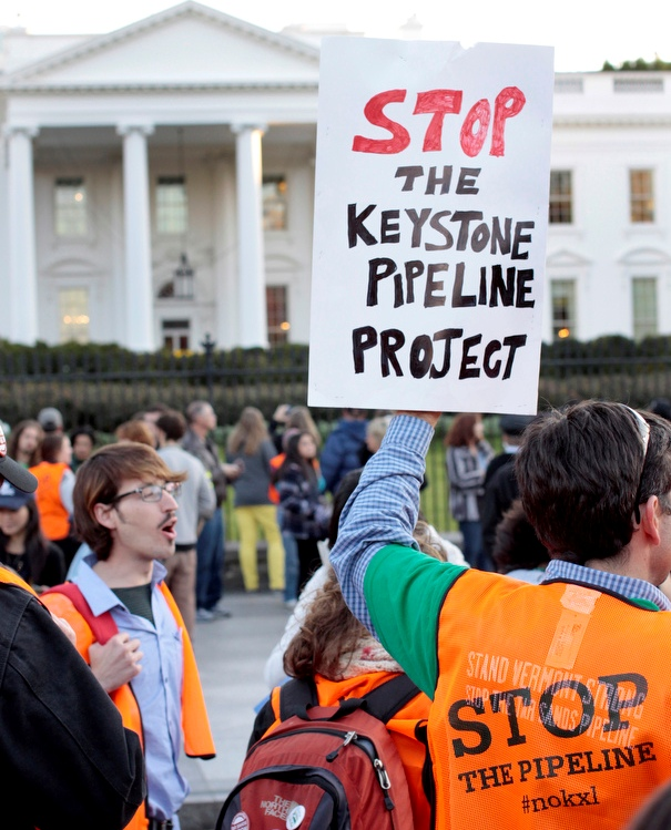 Keystone xl  white house