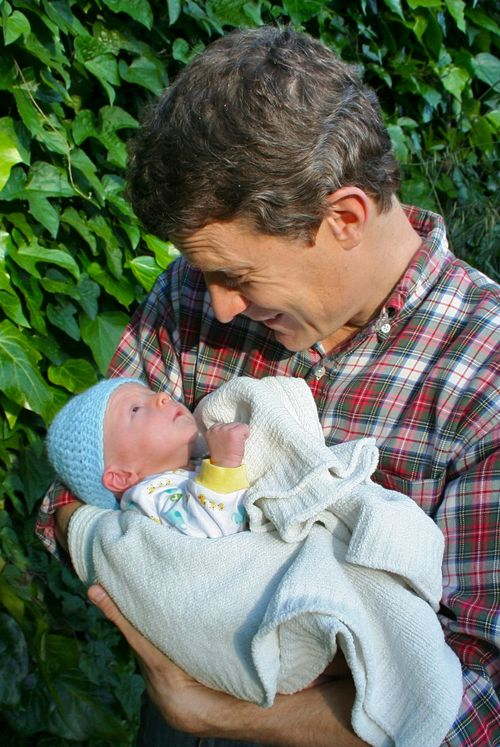 Dylan and dad
